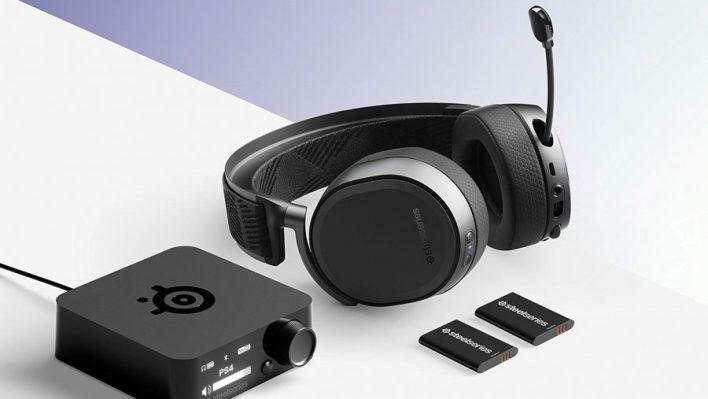 Meilleur casque sans fil - SteelSeries Arctis Pro