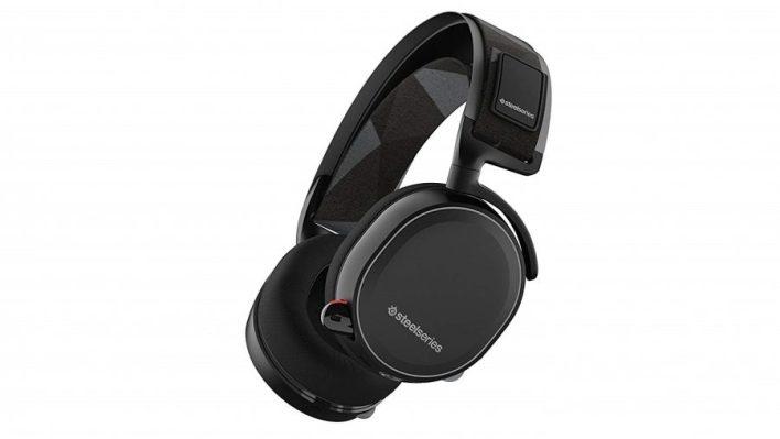 Meilleur casque sans fil - SteelSeries Arctis 7