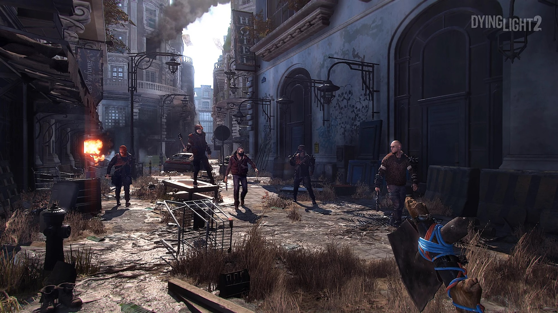 Release Date Dying Light