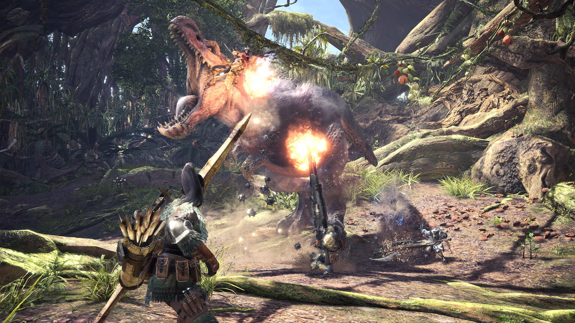 How to master Monster Hunter  World s deep combat system   PCGamesN Monster Hunter World
