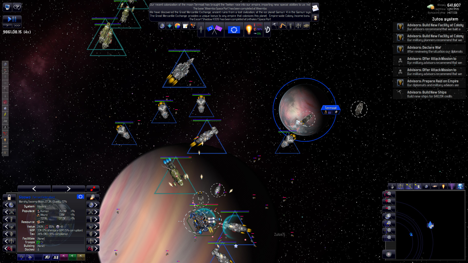 The best space games on PC   PCGamesN Distant Worlds  Universe
