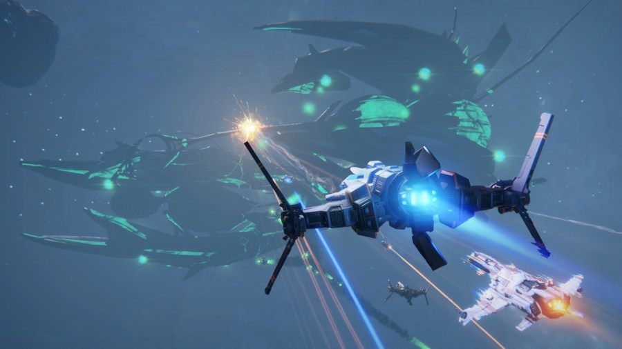 The best space games on PC   PCGamesN Star Conflict