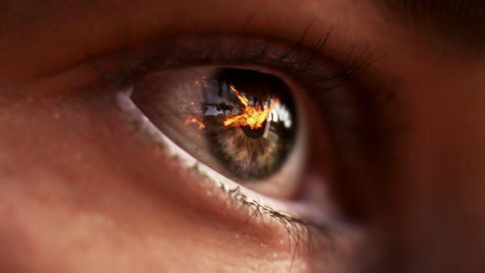 Battlefield 5 tracing dans les yeux