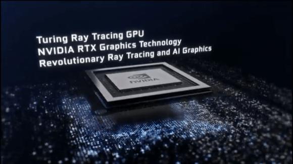 Nvidia Turing RTX 2080