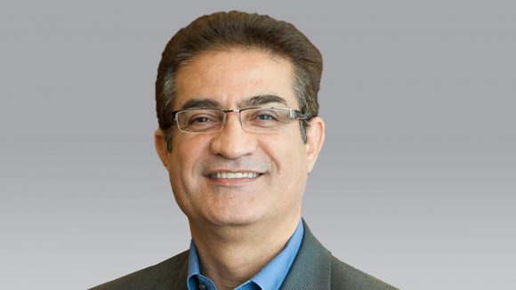 Saied Moshkelani senior vice president and general manager of the AMD Client Compute Group