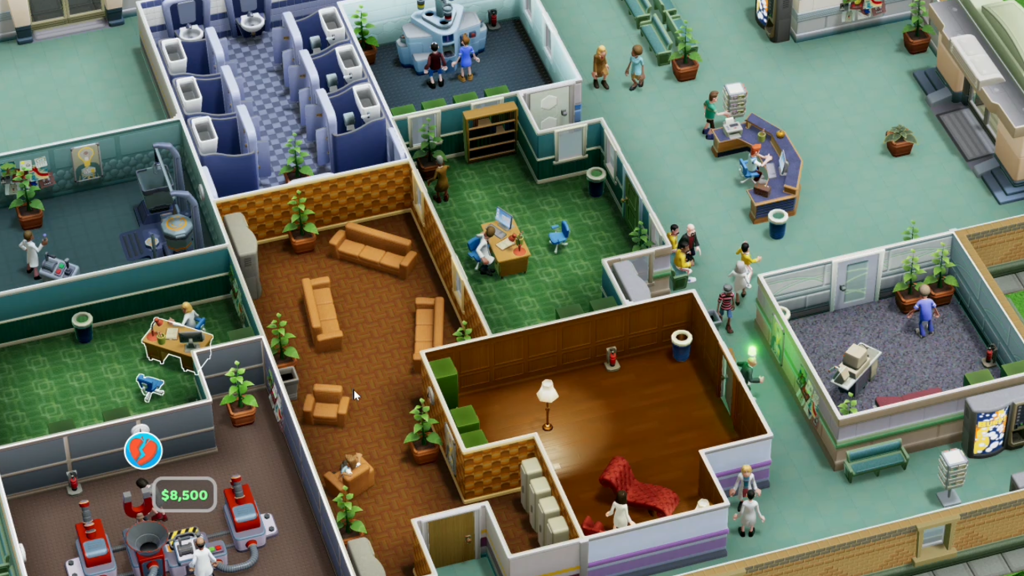 Two Point Hospital recensione