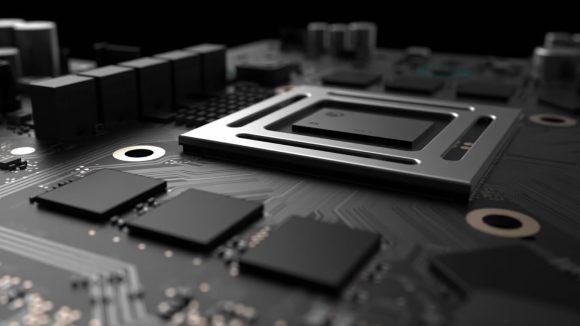AMD Xbox hardware