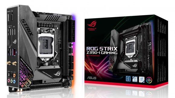 ROG Strix Z390-I Gaming with Box
