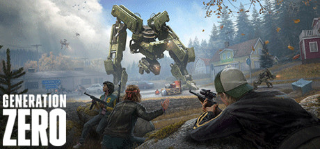 Generation Zero Welds Together Left 4 Dead DayZ And The