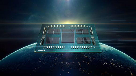 EPYC 2 Rome 7nm CPU