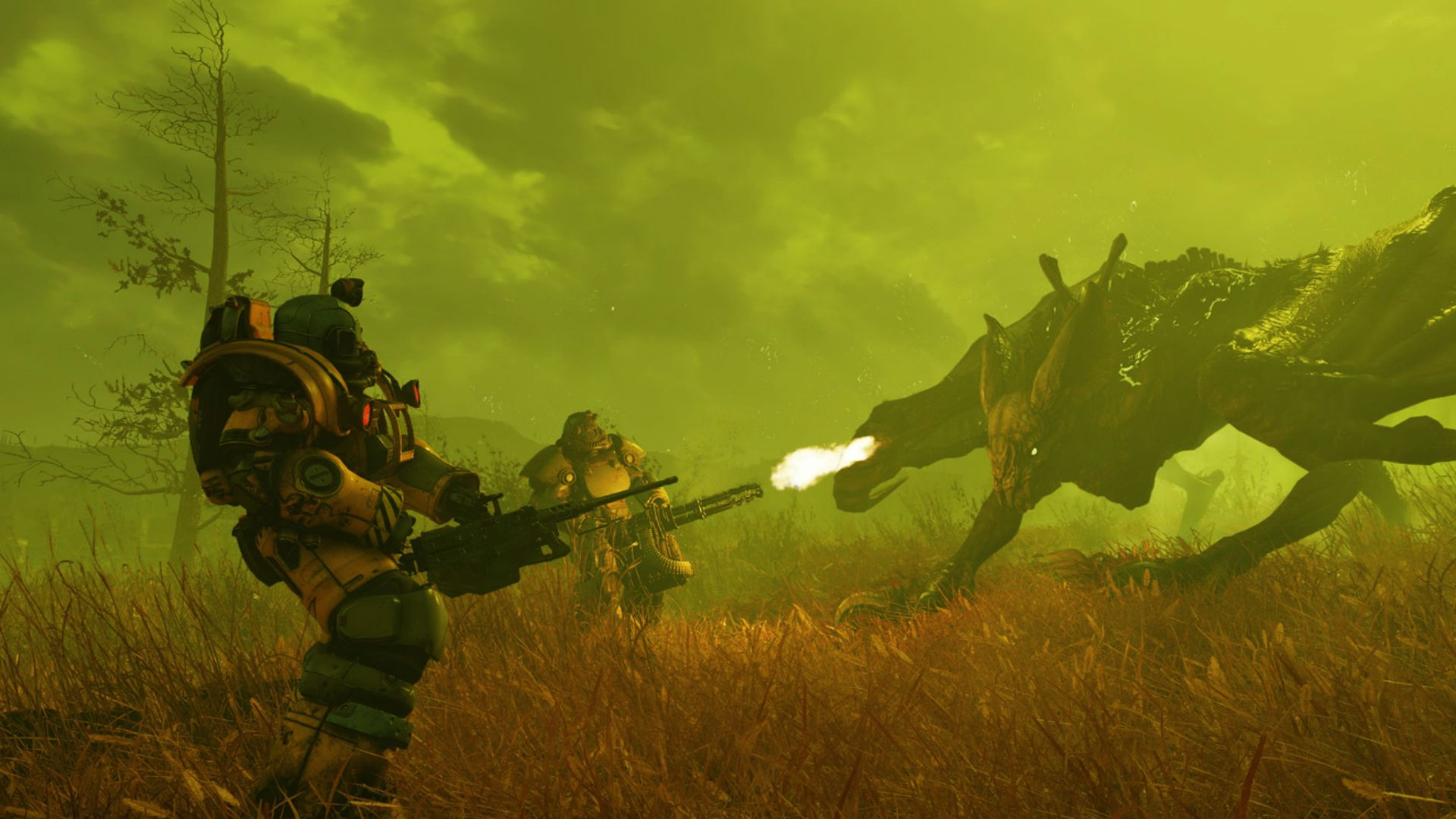 Fallout 76 Rare Weapons Where To Find The Alien Blaster Black Powder Guns And More PCGamesN