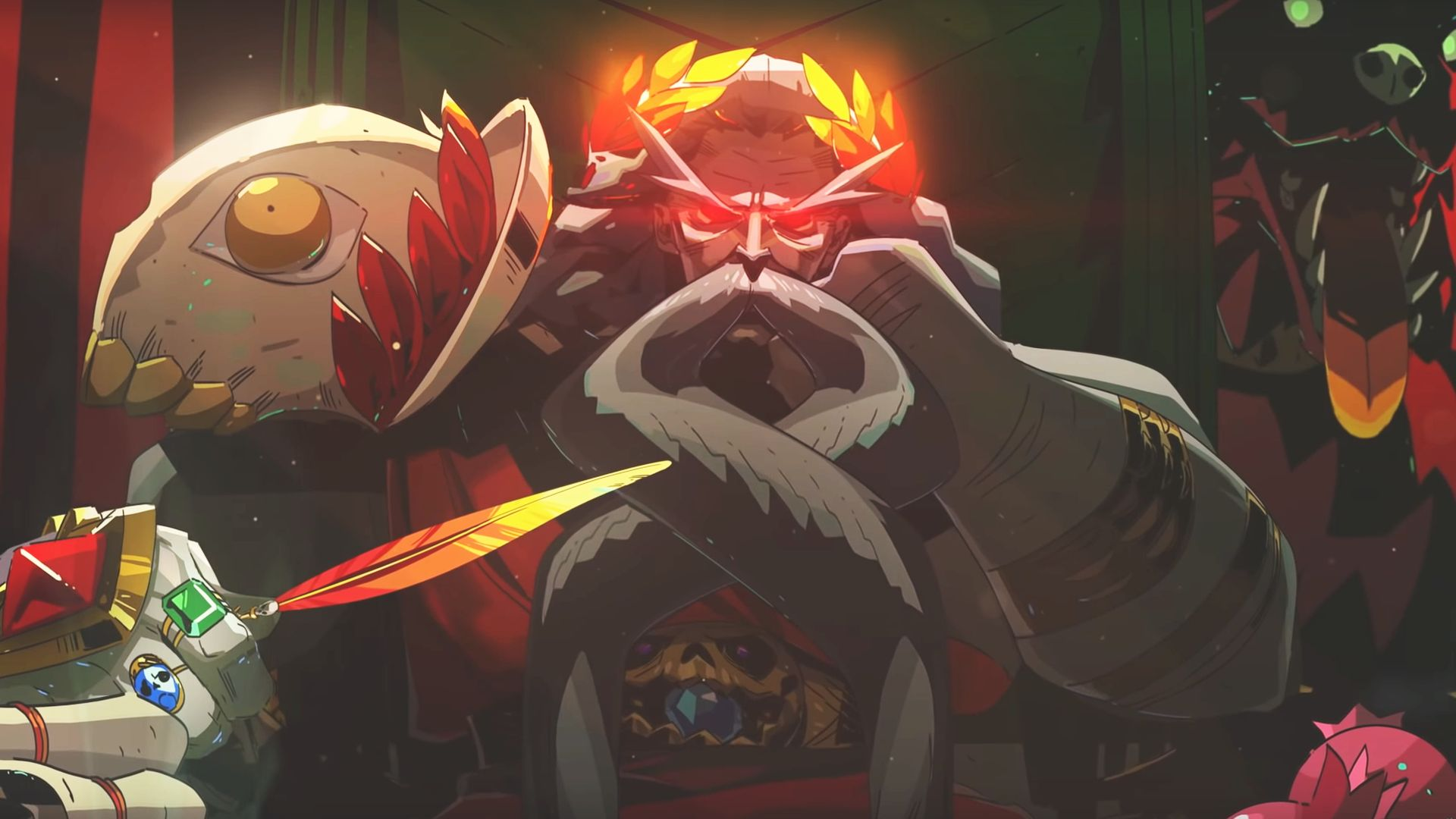 Hades Is A Roguelike From The Developers Of Bastion And Transistor And Its Out Now PCGamesN