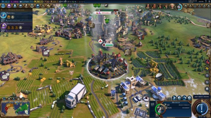 Civilization 6 Canada: guide your enemies – Fast News