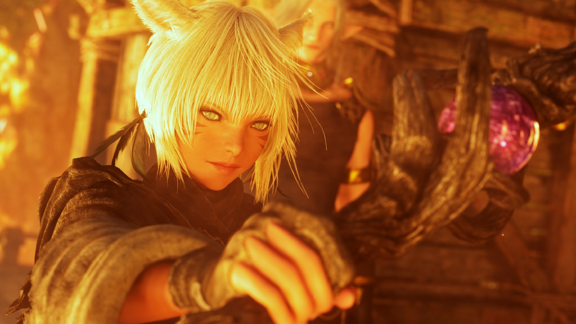 Final Fantasy XIV Shadowbringers Release Date New Jobs New Races Nier Raid And New Game