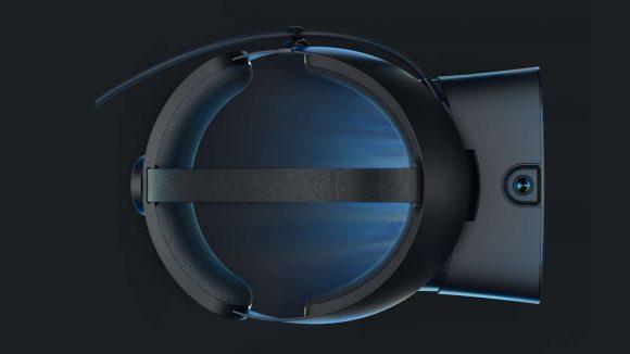 Oculus Rift S top down view