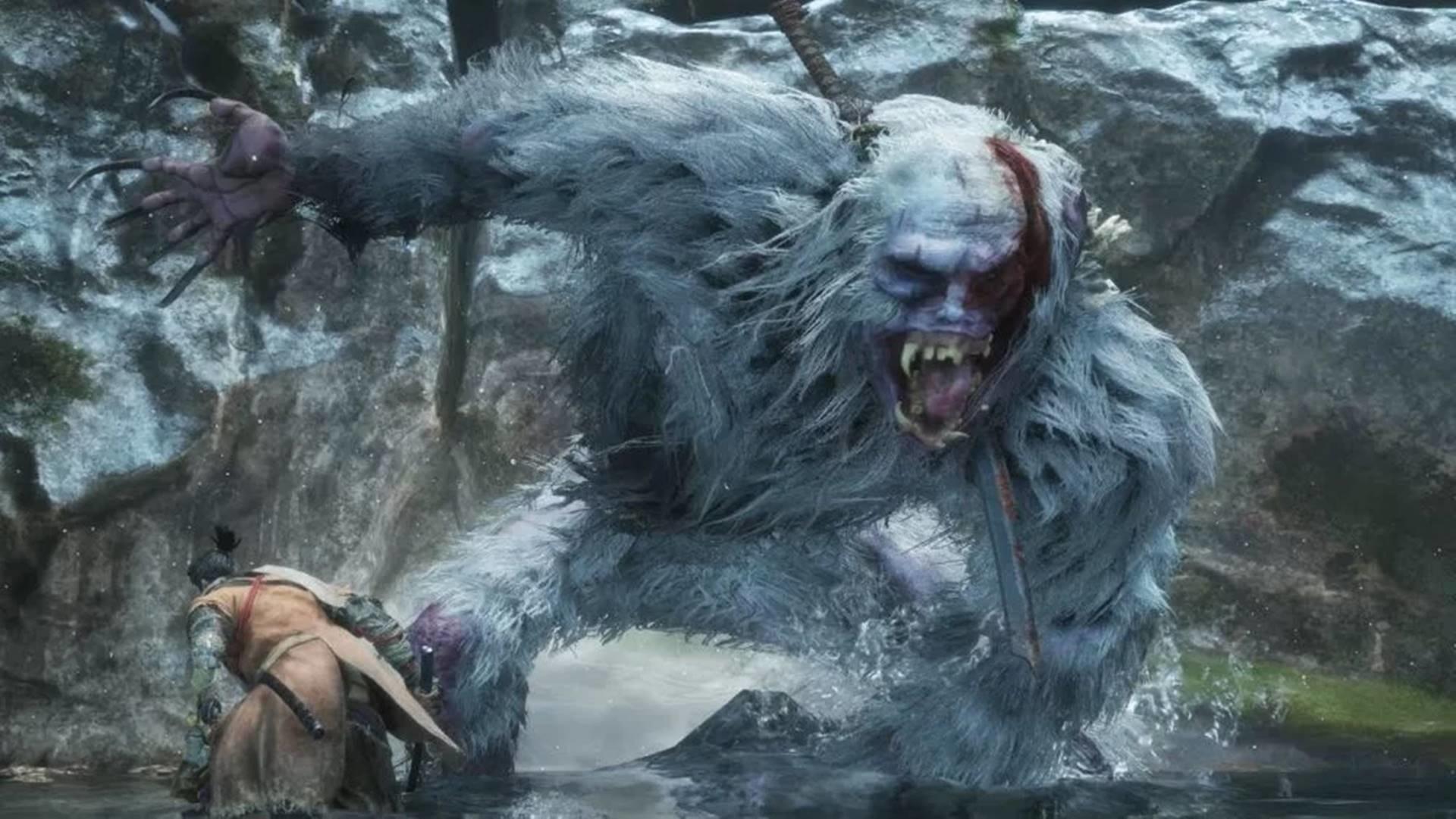 Sekiro Shinobi Execution Guardian Ape Well Yes But Actually No