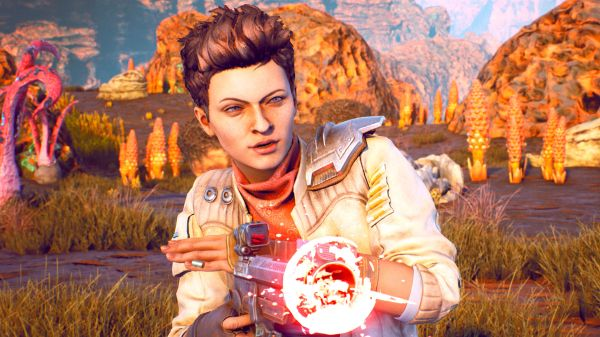 Twitch chat plays The Outer Worlds - and immediately kills the first NPC