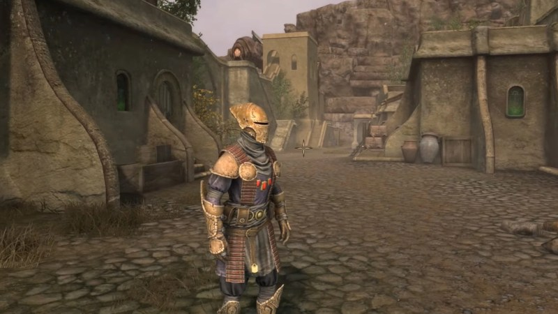 Morrowind looks gorgeous as a Skyrim mod in the first