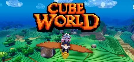 Cube World tile