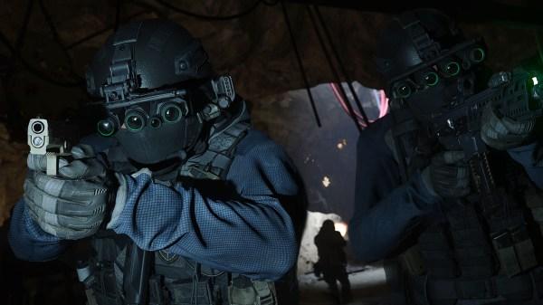 Call of Duty: Modern Warfare release times - here