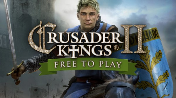 Crusader Kings 2 is now free-to-play