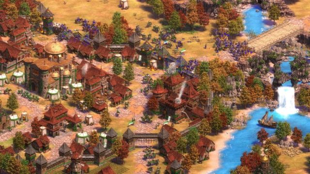 City Construction Game Age of Empires 2