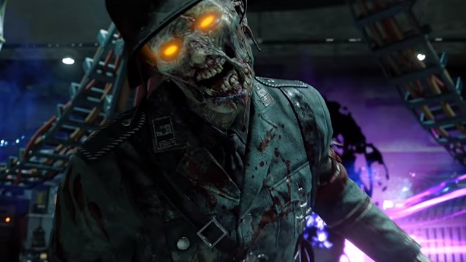 "COD: mine gently Cold War logs Abuse zombies ""are bugs and errors'"