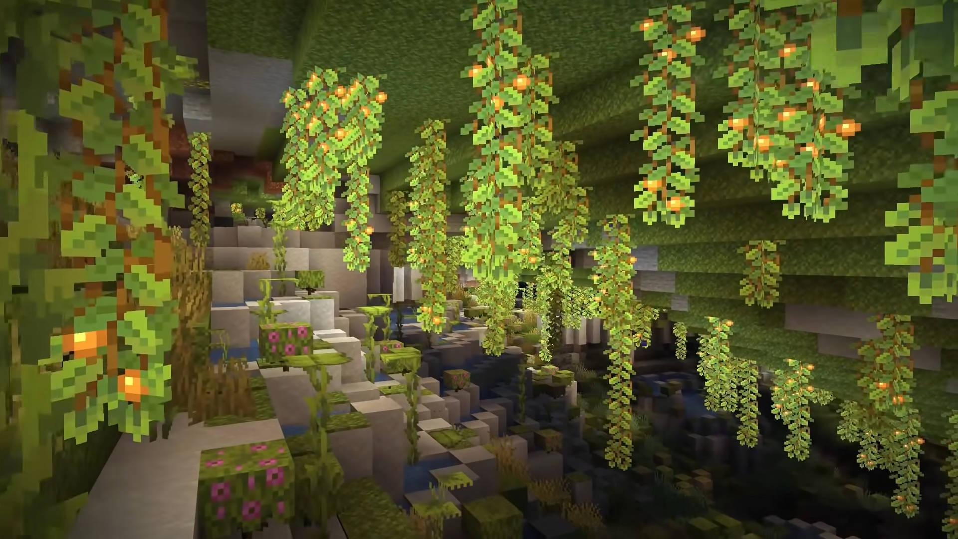 1.18 replace Minecraft – half 2 options holes Cliffs