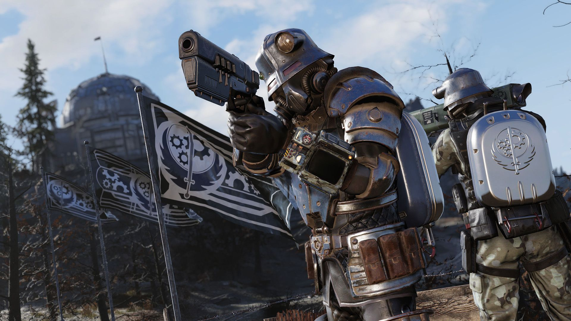 76 game's battle mode of a nuclear reward the fallout of September winter