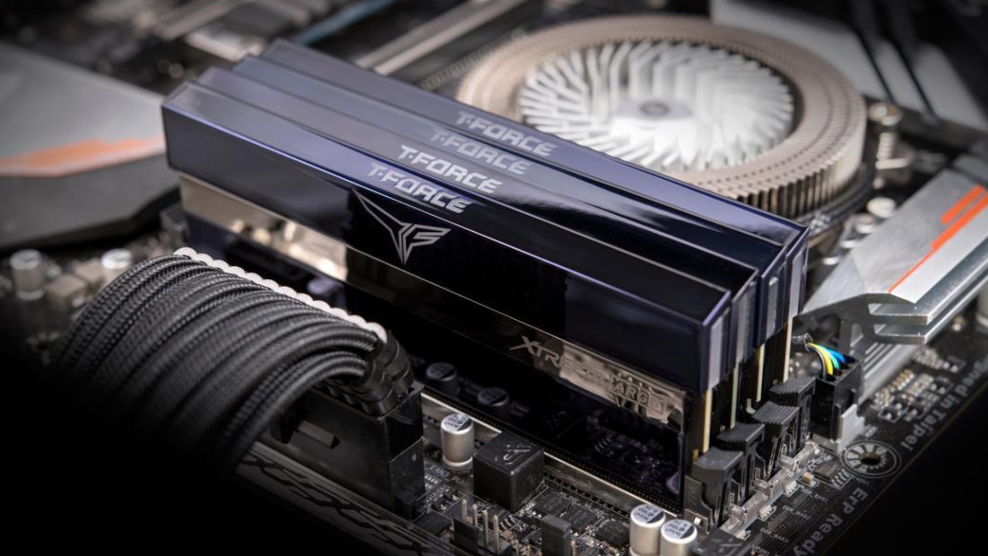 Never thoughts DDR5, Teamgroup of RAM DDR4 new equipment has a mammoth 256GB capability