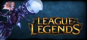 League of Legends tile