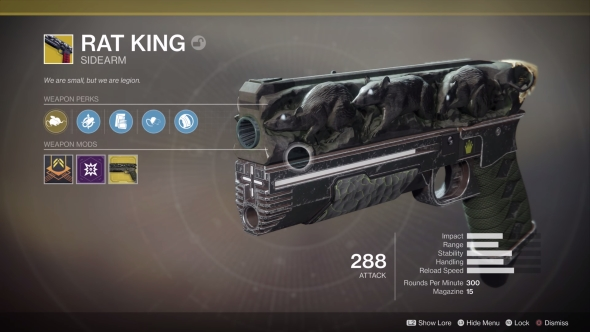Destiny 2 Exotics list: all gold weapons and armor in the