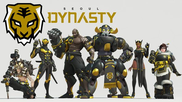 Seoul Dynasty Overwatch Leagues Favourites To Win Season