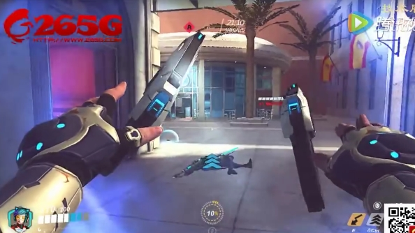 Chinese Overwatch Clone League Of Titans Was A Tech Demo