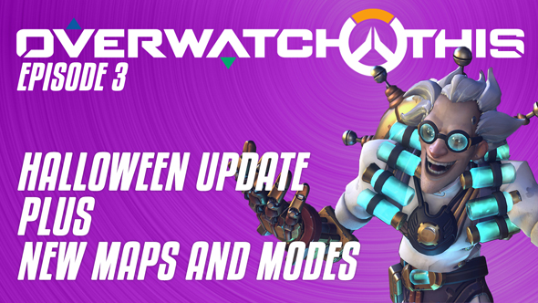Overwatch This Episode Three Halloween Update Sombra Leaks Plus Upcoming Heroes Maps And