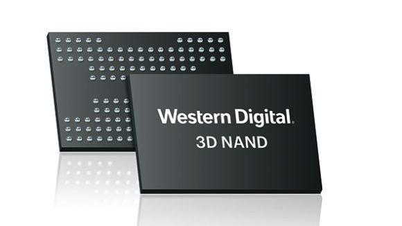 Western Digital 3D QLC NAND