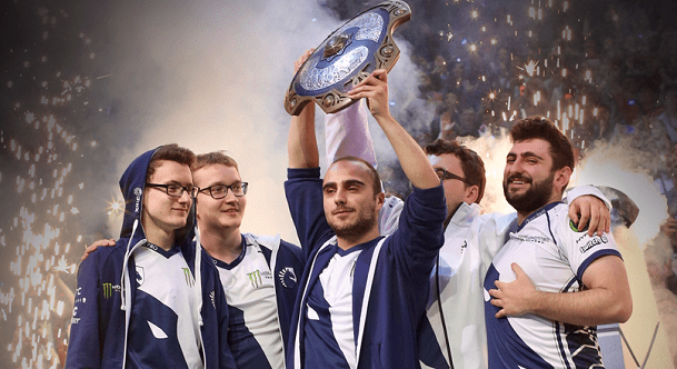 Meet The Teams For The Dota 2 2018 International PCGamesN