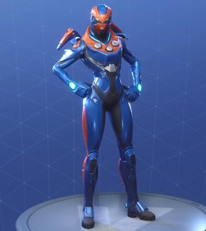 Fortnite skins criterion