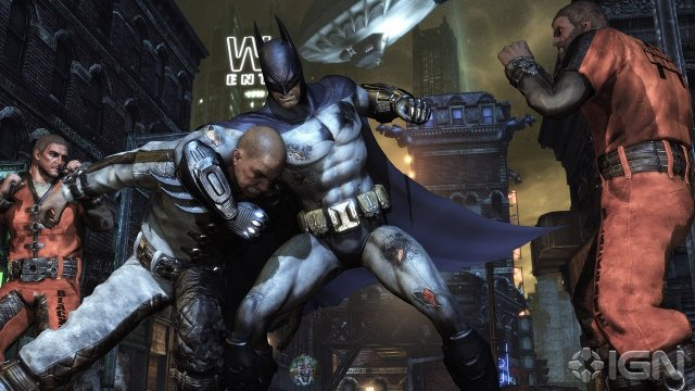 Batman Arkham City PC Game