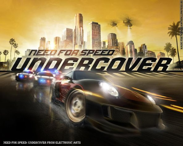 Need For Speed Undercover PC Game Download Full | PC Games