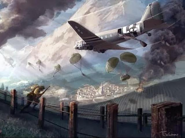 Medal of Honor Airborne Compressed PC Game Free Download 3 GB