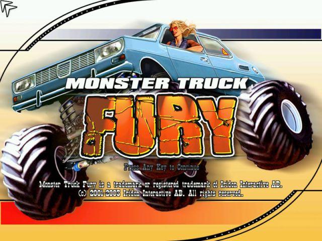 Monster Truck Fury