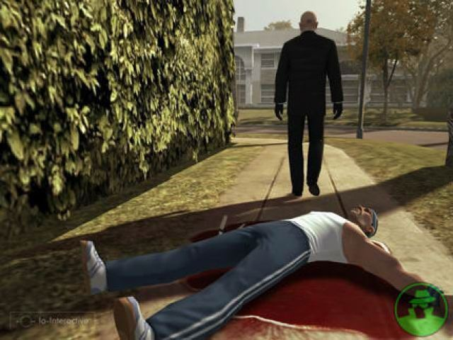 Hitman 4 Blood Money Compressed PC Game Free Download 280MB