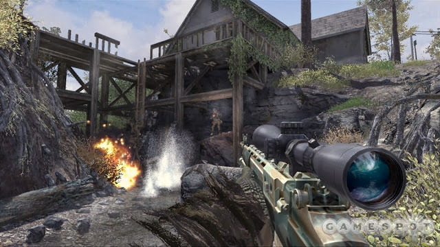 Call of Duty Modern Warfare 2 Compressed PC Game Download 3.86GB