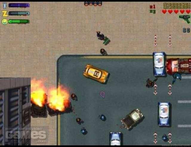 GTA 2 Compressed PC Game Free Download 32 MB