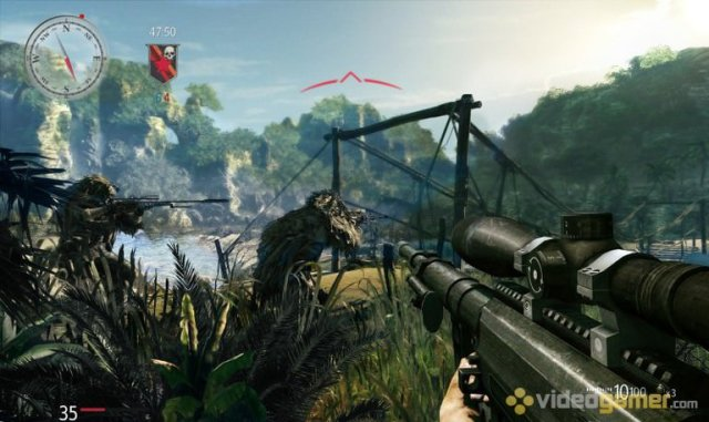 Sniper Ghost Warrior Ripped PC Game Free Download 958 MB