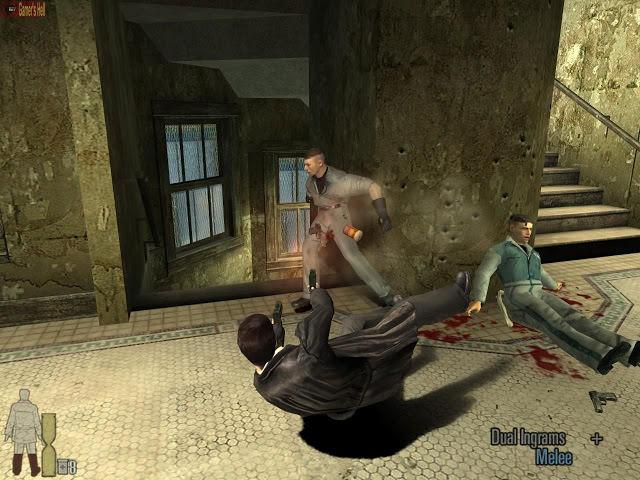 Max Payne 1 Full Version Rip PC Game Free Download 636MB