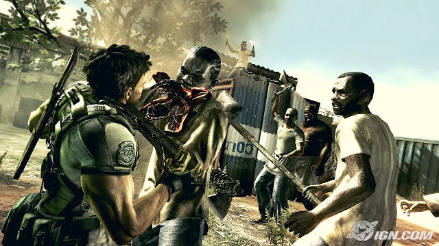 Resident Evil 5 PC Game Free Download Direct Links