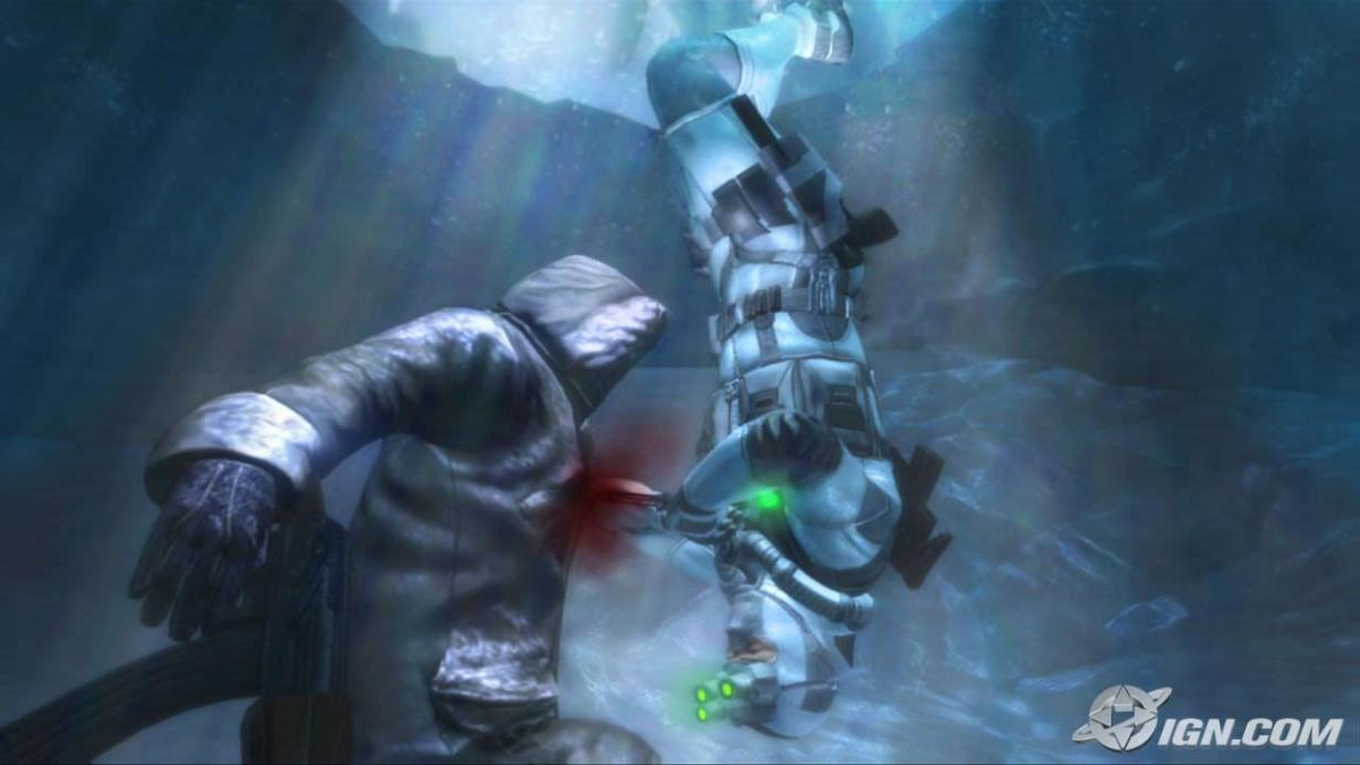 Splinter Cell Double Agent Compressed PC Game Free Download