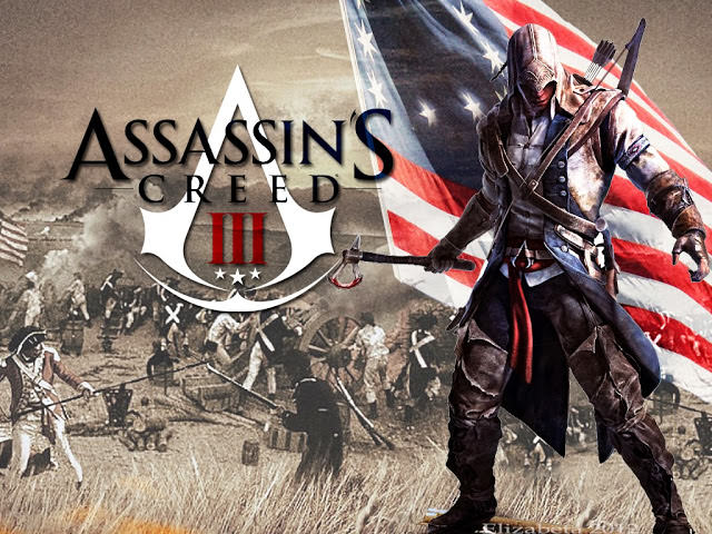 Assassins Creeed 3 Ripped PC Game Free Download 5.7GB